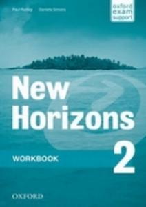 Obrázok New Horizons 2 Workbook