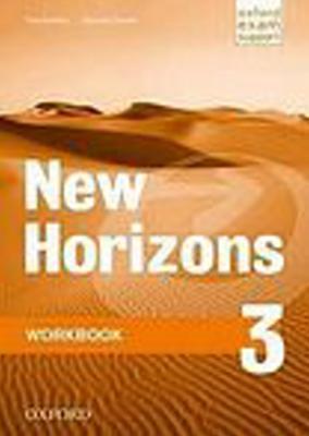 Obrázok New Horizons 3 Workbook