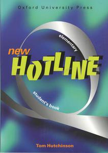 Obrázok New hotline elementary Students book
