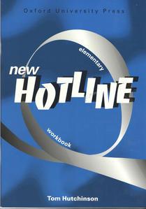 Obrázok New hotline elementary Workbook