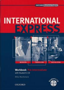 Obrázok New International Expres Pre-intermediate Workbook + Student's Workbook CD pack