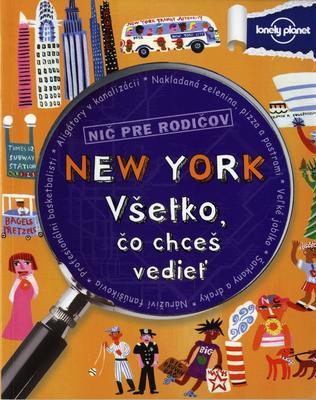 Obrázok New York Všetko, čo chceš vedieť