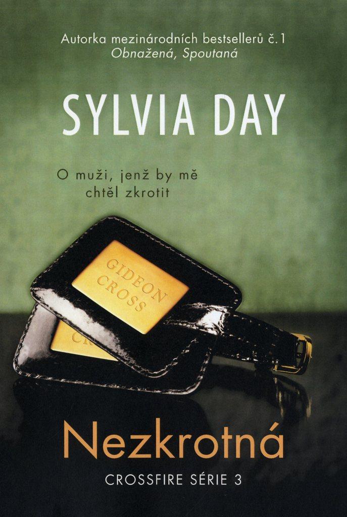 Nezkrotná (3) - Sylvia Day