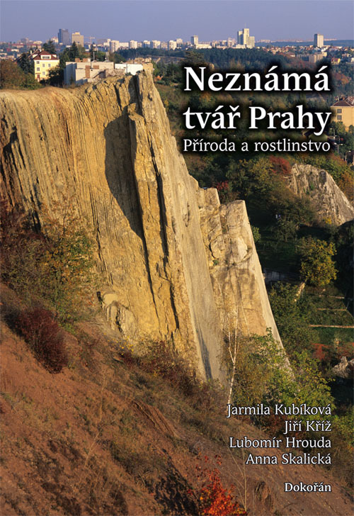 Neznámá tvář Prahy - Jarmila Kubíková, Lubomír Hrouda, Jiří Kříž, Hana Skalická