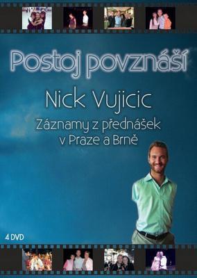 Obrázok Nick Vujicic Postoj povznáší