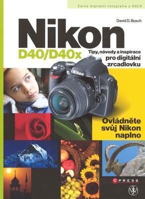 Obrázok Nikon D40/D40x