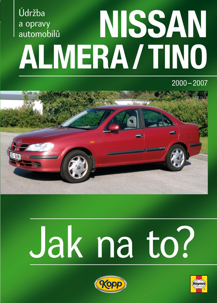 Nissan Almera/Tino - Peter T. Gill