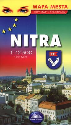 Obrázok Nitra 1:12 500