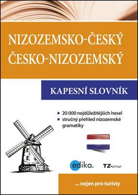Obrázok Nizozemsko-český česko-nizozemský kapesní slovník