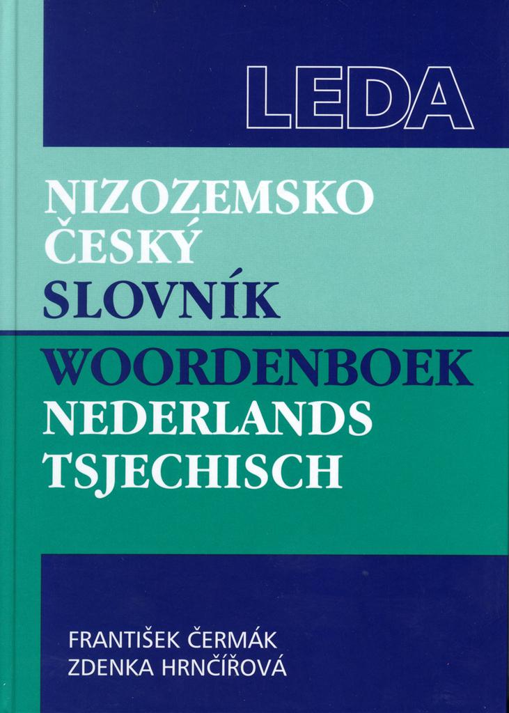 Nizozemsko-český slovník - František Čermák, Zdenka Hrnčířová