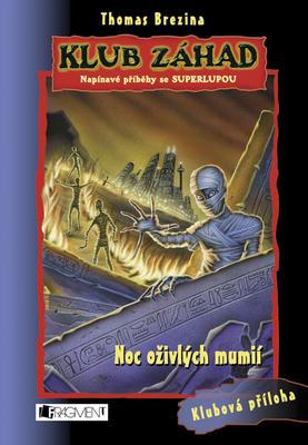 Obrázok Noc oživlých mumií