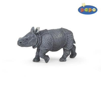 Obrázok Nosorožec indický mládě