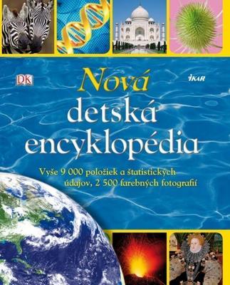 Obrázok Nová detská encyklopédia