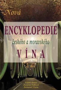 Obrázok Nová encyklopedie českého a moravského vína 2.díl