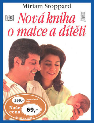 Obrázok Nová kniha o matce a dítěti