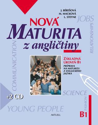 Obrázok Nová maturita z angličtiny + 2CD