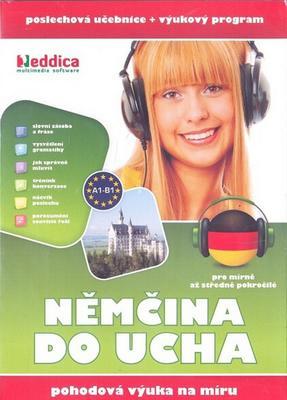 Obrázok Nová Němčina do ucha