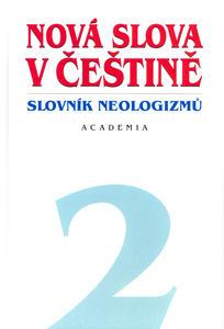 Obrázok Nová slova v češtině 2
