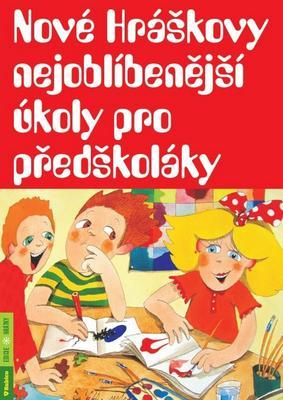 Obrázok Nové Hráškovy nejoblíbenější úkoly pro předškoláky