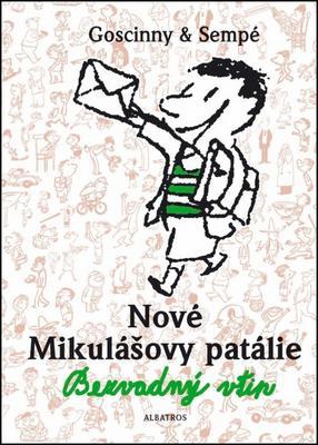 Obrázok Nové Mikulášovy patálie Bezvadný vtip