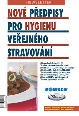 Obrázok Nové předpisy pro hygienu veřejného stravování