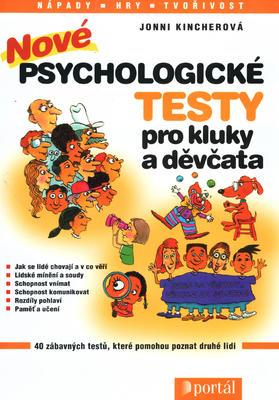 Obrázok Nové psychologické testy pro kluky a děvčata