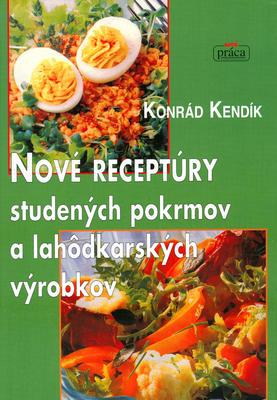 Obrázok Nové receptúry studených pokrmov a lahôdkových výrobkov