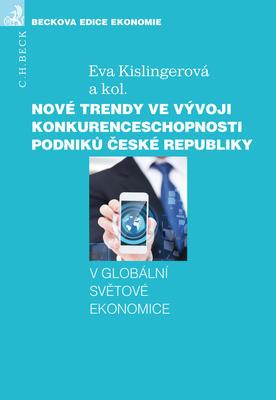 Obrázok Nové trendy ve vývoji konkurenceschopnosti podniků České republiky