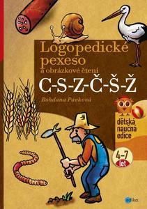 Obrázok Logopedické pexeso C-S-Z-Č-Š-Ž