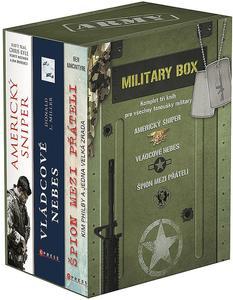 Obrázok Military BOX (Americký spiner, Vládcové nebes, Špion)