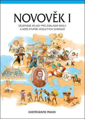 Obrázok Novověk I. Dějepisné atlasy pro základní školy a nižší stupně víceleltých gymnáz