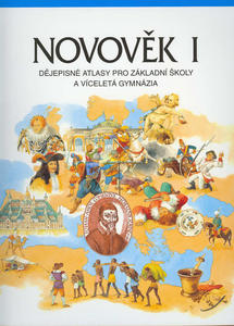 Obrázok Novověk I. Dějepisné atlasy pro základní školy a víceletá gymnázia