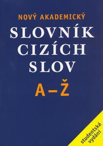 Obrázok Nový akademický slovník cizích slov A-Ž
