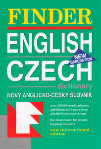 Obrázok Nový anglicko-český slovník
