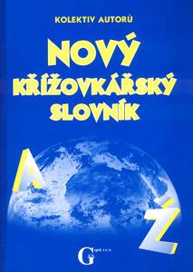 Obrázok Nový křížovkářský slovník