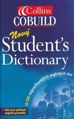 Obrázok Nový Student´s Dictionary