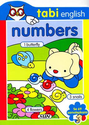 Numbers 69 samolepek