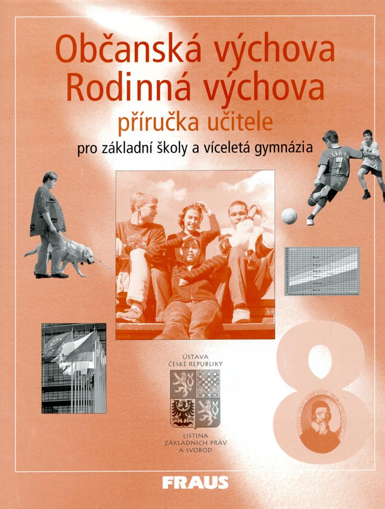 Your Store Obcanska Vychova 8 Rodinna Vychova Prirucka Ucitele