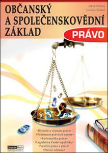 Obrázok Občanský a společenskovědní základ Právo (Učebnice)