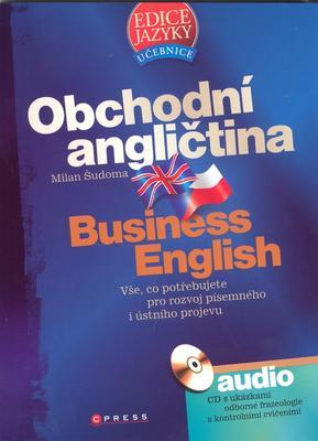 Obrázok Obchodní angličtina + CD