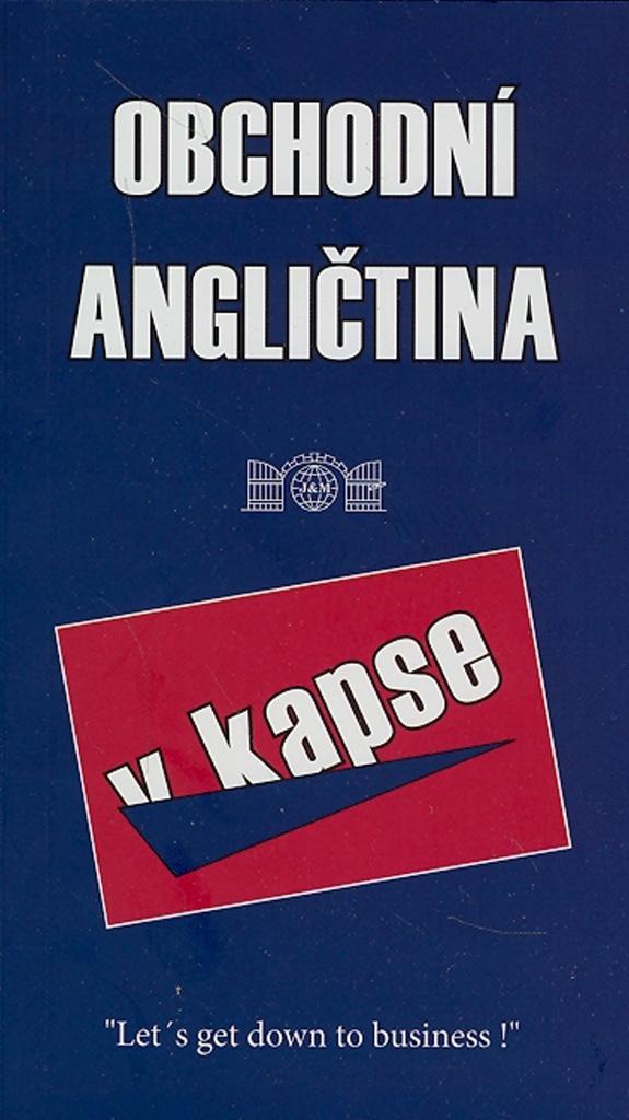 Obchodní angličtina v kapse - Jan Měšťan