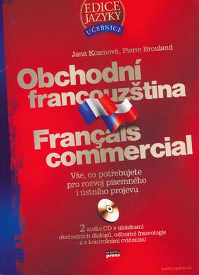 Obrázok Obchodní francouzština + CD
