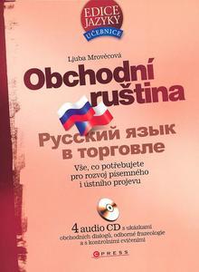 Obrázok Obchodní ruština + 4CD
