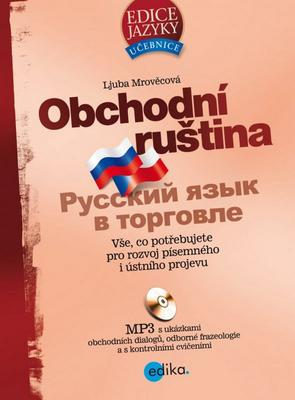 Obrázok Obchodní ruština + MP3