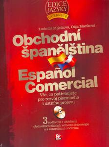Obrázok Obchodní španělština 3 CD