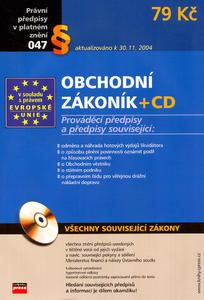 Obrázok Obchodní zákoník + CD
