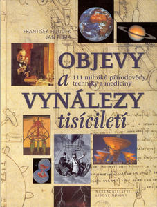 Obrázok Objevy a vynálezy tisíciletí