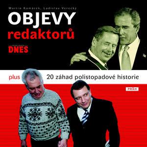 Obrázok Objevy redaktorů Mladá fronta DNES