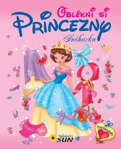 Obrázok Oblékni si princezny Sněhurka