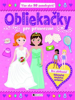 Obrázok Obliekačky pre princezné